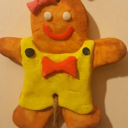 salt dough christmas crafts