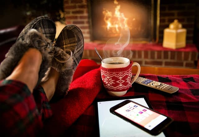 cosy cold days