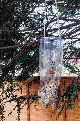 diy bird feeder kids activity