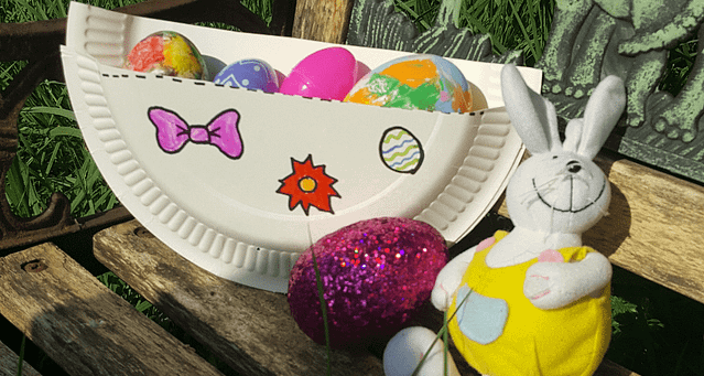 Easy Easter Crafts to Keep Kids Busy