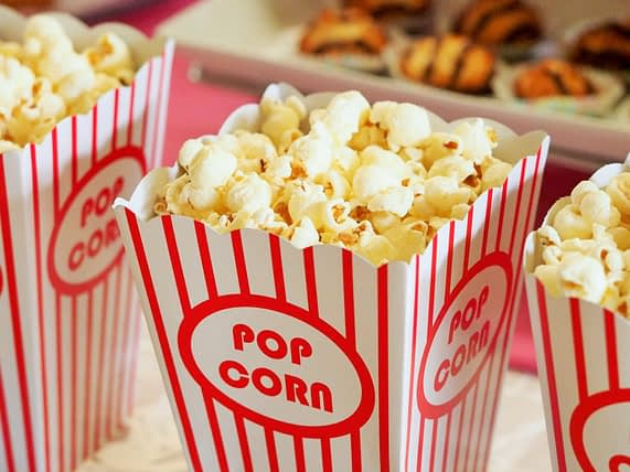 Activities for kids movie day