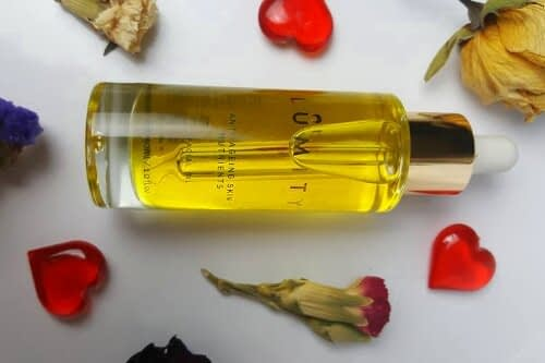 lumity life facial oil