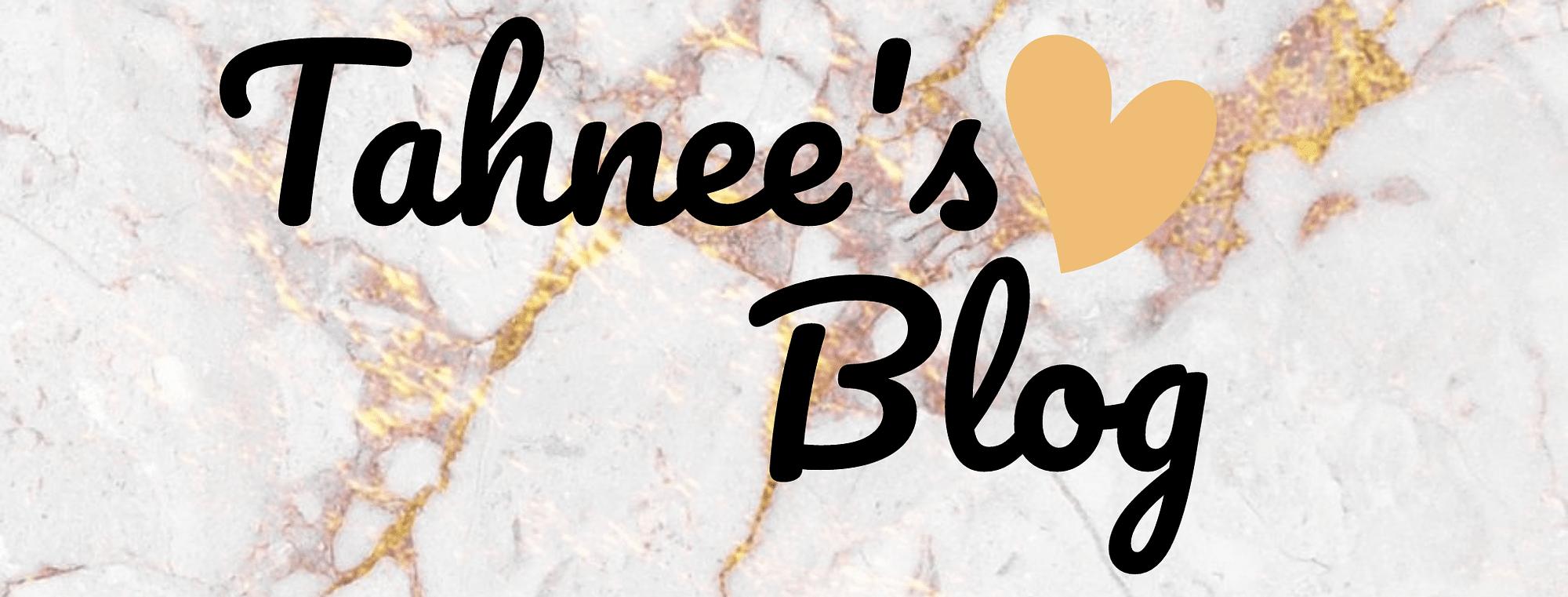 New Tahnee's Blog logo