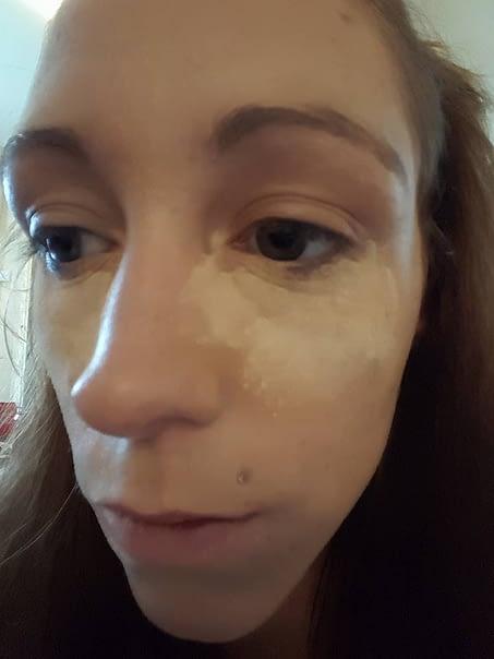 baking your makeup