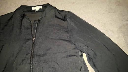 ruffles and bomber jackets